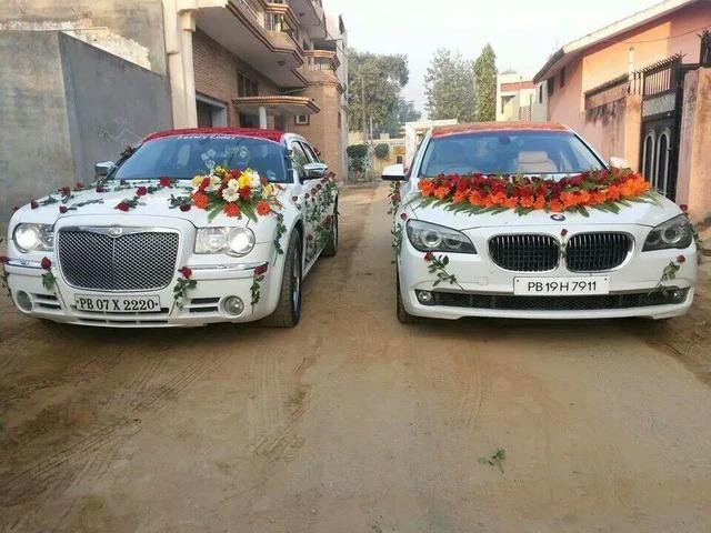 Luxury Cars Jaguar Hummer Chrysler For Hire In Punjab Jalandhar - Chrysler hummer